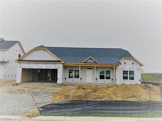 339 Croft Drive, Fayetteville, NC 28312 (MLS #629063) :: Weichert Realtors, On-Site Associates