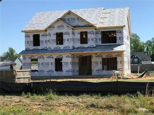 6830 Hunters Den (Lot 216) Road, Hope Mills, NC 28348 (MLS #629082) :: Weichert Realtors, On-Site Associates