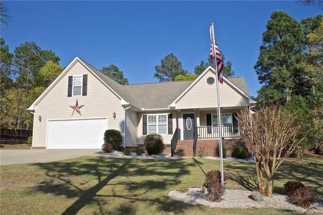 75 Lone Pine Trail, Sanford, NC 27332 (MLS #629113) :: Weichert Realtors, On-Site Associates