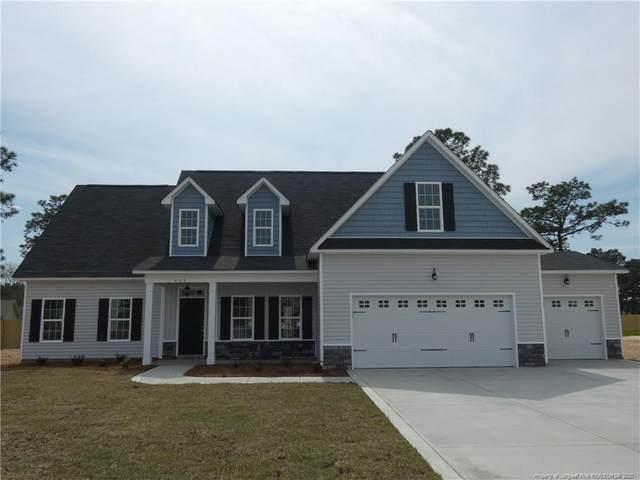 455 Weston Woods Street, Raeford, NC 28376 (MLS #629115) :: Weichert Realtors, On-Site Associates