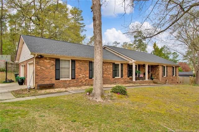 200 Haverhill Drive, Fayetteville, NC 28314 (MLS #629246) :: Weichert Realtors, On-Site Associates