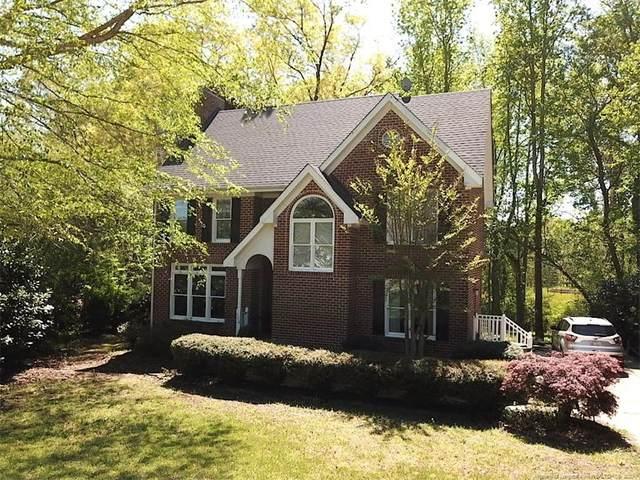 508 Oldwyck Drive, Fuquay Varina, NC 27526 (MLS #629674) :: Weichert Realtors, On-Site Associates