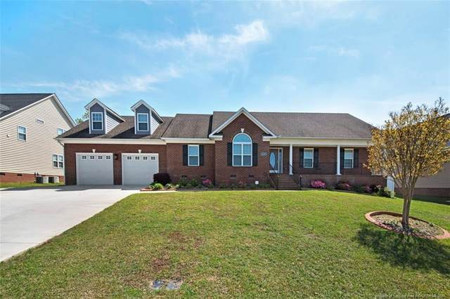 6009 Begonia Drive, Fayetteville, NC 28314 (MLS #629726) :: Weichert Realtors, On-Site Associates