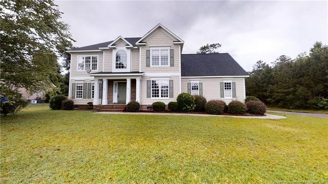 5802 Rainsford Drive, Fayetteville, NC 28311 (MLS #629775) :: The Signature Group Realty Team