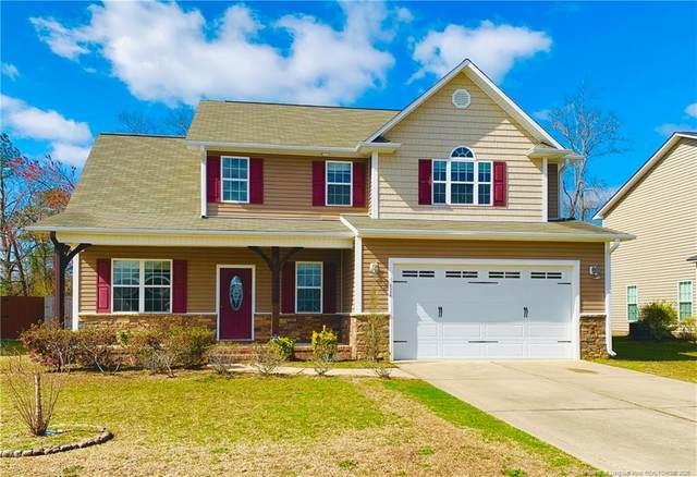 4116 Pleasantburg Drive, Fayetteville, NC 28312 (MLS #629923) :: Weichert Realtors, On-Site Associates