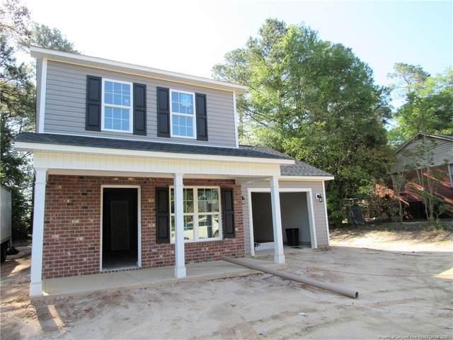 461 Mcbain Drive, Fayetteville, NC 28305 (MLS #630142) :: Weichert Realtors, On-Site Associates