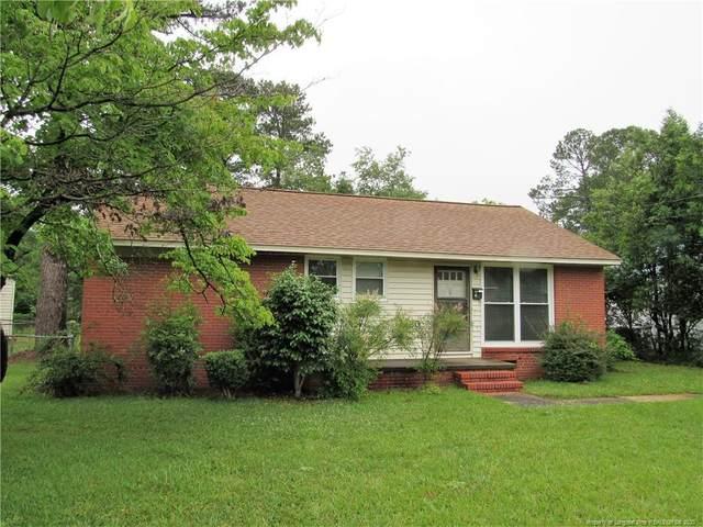 480 Mcbain Drive, Fayetteville, NC 28305 (MLS #630182) :: Weichert Realtors, On-Site Associates