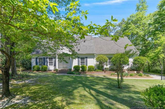 709 Mcdonald Avenue, Raeford, NC 28376 (MLS #630375) :: On Point Realty