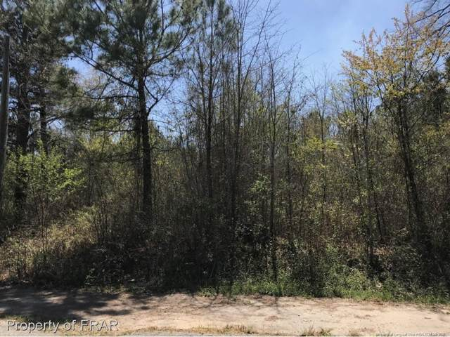 Lot 211 King Richard Court, Red Springs, NC 28377 (MLS #630804) :: RE/MAX Southern Properties