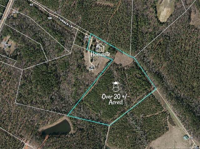 286 Turner Lane, Broadway, NC 27505 (MLS #632088) :: The Signature Group Realty Team