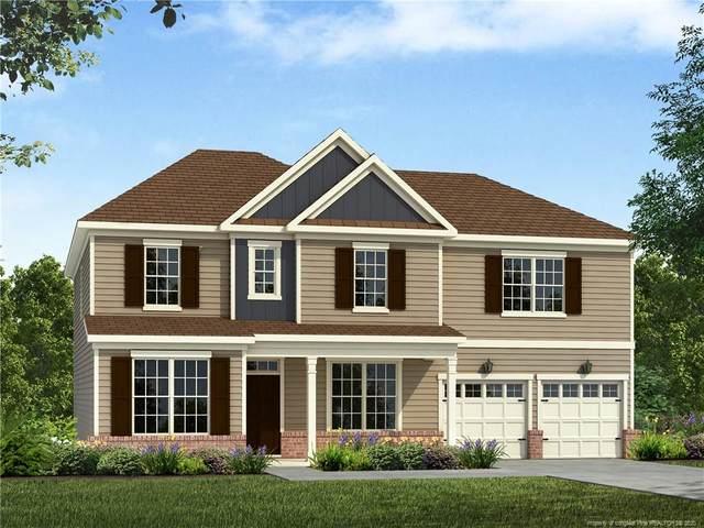 3220 Buckley Drive, Fayetteville, NC 28312 (MLS #632100) :: Weichert Realtors, On-Site Associates