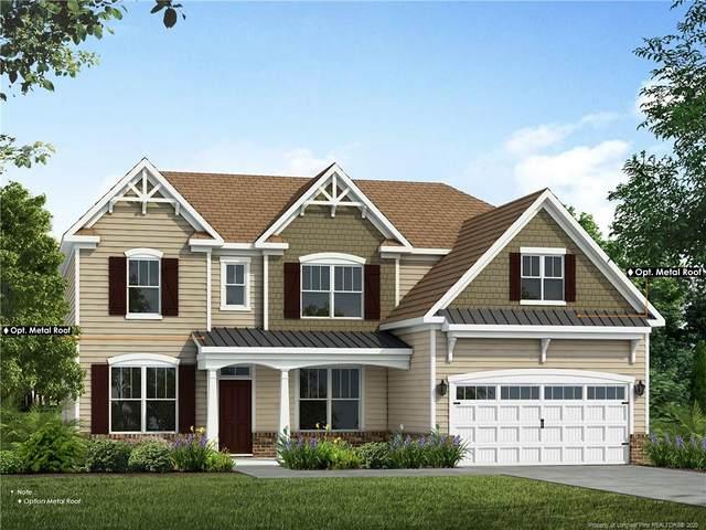 3216 Buckley Drive, Fayetteville, NC 28312 (MLS #632102) :: Weichert Realtors, On-Site Associates