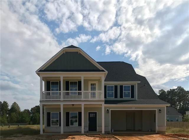 607 Planters Row, Whispering Pines, NC 28327 (MLS #632266) :: Premier Team of Litchfield Realty