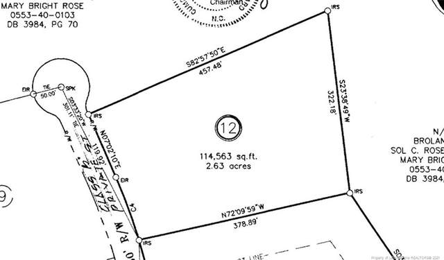 2730 Forestwood (Lot 12) Court, Fayetteville, NC 28311 (MLS #632420) :: The Signature Group Realty Team