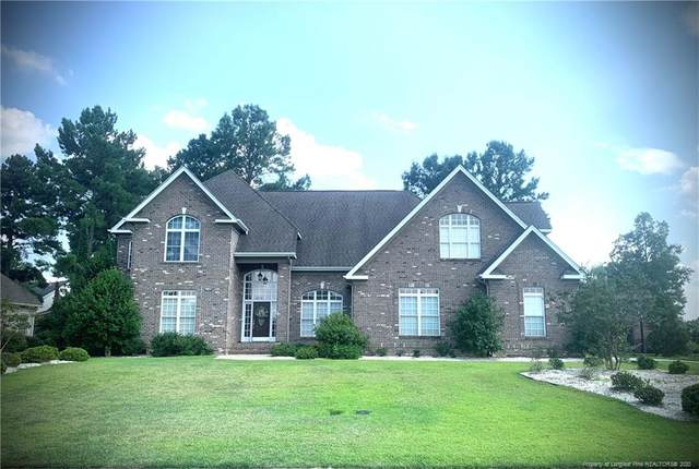 306 Kimberwicke Drive, Fayetteville, NC 28311 (MLS #632647) :: The Signature Group Realty Team