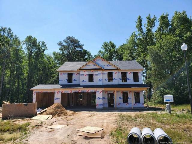 5105 Maddie Creek  (Lot 30) Lane, Fayetteville, NC 28306 (MLS #632799) :: Weichert Realtors, On-Site Associates