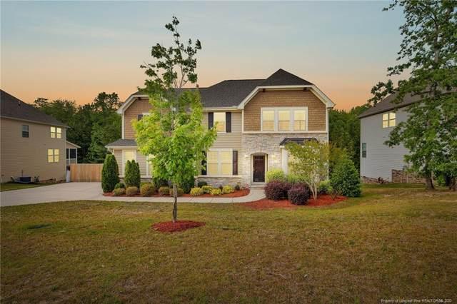 1421 Vergeland Drive, Hope Mills, NC 28348 (MLS #632973) :: Weichert Realtors, On-Site Associates