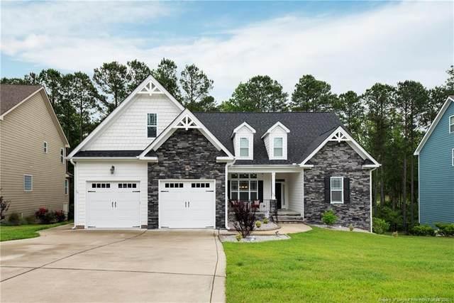 112 Valley Brook Lane, Spring Lake, NC 28390 (MLS #633049) :: Weichert Realtors, On-Site Associates