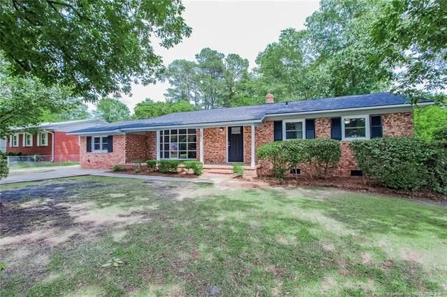 1801 Flintshire Road, Fayetteville, NC 28304 (MLS #633141) :: Weichert Realtors, On-Site Associates