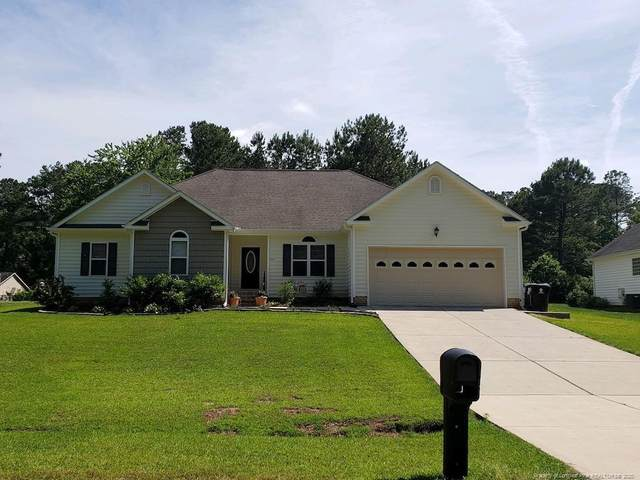 2523 Buckingham Drive, Sanford, NC 27330 (MLS #633152) :: Weichert Realtors, On-Site Associates