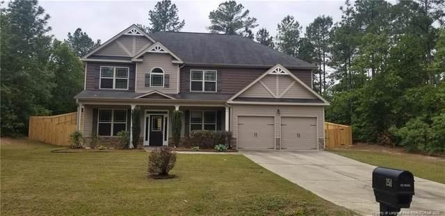 251 Skycroft Drive, Sanford, NC 27332 (MLS #633282) :: Weichert Realtors, On-Site Associates