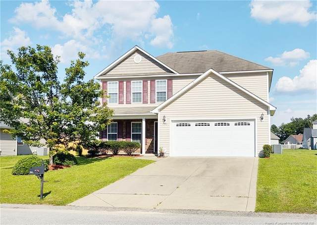 151 Ivy Stone Drive, Raeford, NC 28376 (MLS #633528) :: The Signature Group Realty Team