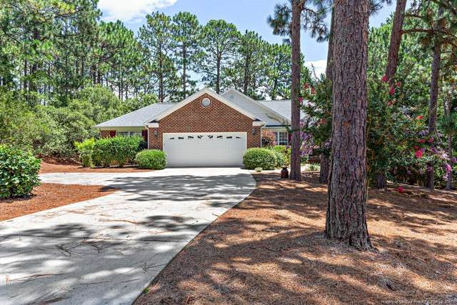 35 Martin Drive, Whispering Pines, NC 28327 (MLS #633678) :: The Signature Group Realty Team