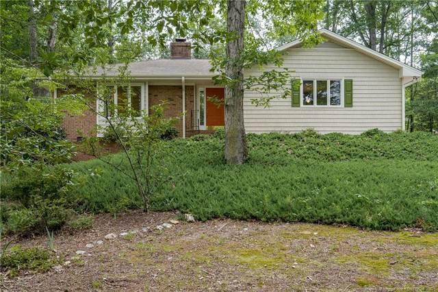 1972 Wedgewood Drive, Sanford, NC 27332 (MLS #636341) :: Weichert Realtors, On-Site Associates