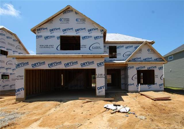 5324 Debut (Lot 386) Lane, Hope Mills, NC 28348 (MLS #636455) :: The Signature Group Realty Team