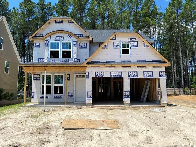 127 Timber Skip Drive, Spring Lake, NC 28390 (MLS #636601) :: Weichert Realtors, On-Site Associates