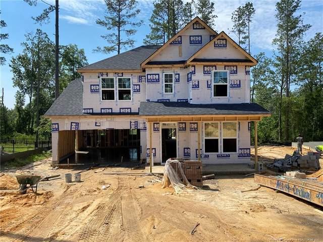 126 Falls Creek Drive, Spring Lake, NC 28390 (MLS #636625) :: Weichert Realtors, On-Site Associates