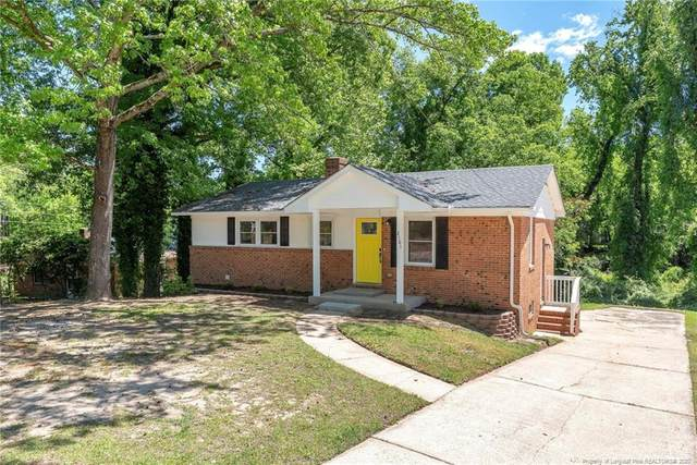 2101 Woodbine Avenue, Fayetteville, NC 28303 (MLS #636659) :: The Signature Group Realty Team