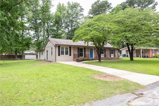 326 Dudley Drive, Fayetteville, NC 28314 (MLS #636669) :: Weichert Realtors, On-Site Associates