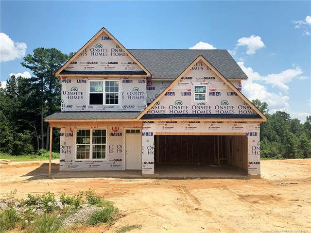 205 Forester Drive, Vass, NC 28394 (MLS #636903) :: The Signature Group Realty Team