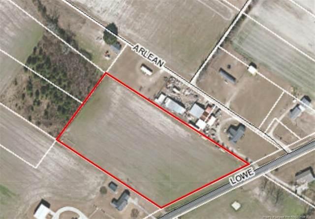 TBD Lowe Road, Lumberton, NC 28360 (MLS #637044) :: Weichert Realtors, On-Site Associates