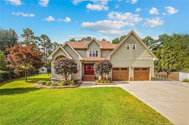 623 Ravencroft Court, Fayetteville, NC 28314 (MLS #637138) :: The Signature Group Realty Team