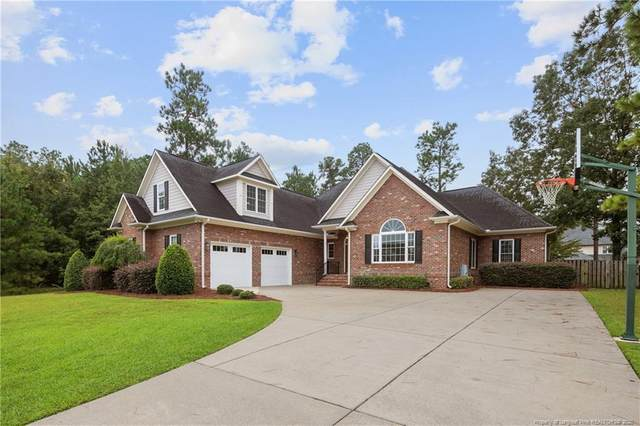 3413 Canmorre Court, Fayetteville, NC 28306 (MLS #637332) :: Freedom & Family Realty
