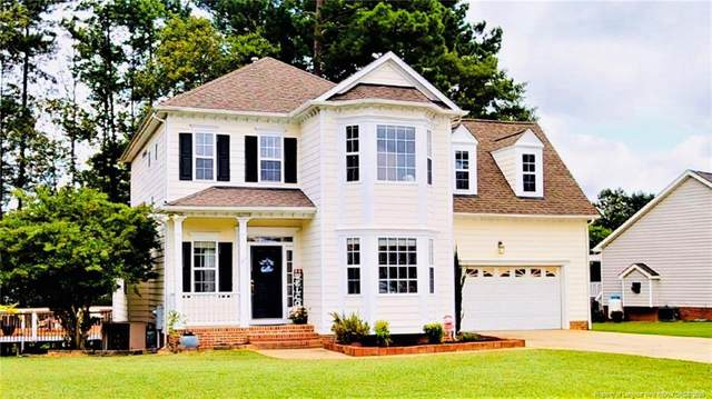 317 N Wade Drive, Sanford, NC 27330 (MLS #637339) :: The Signature Group Realty Team