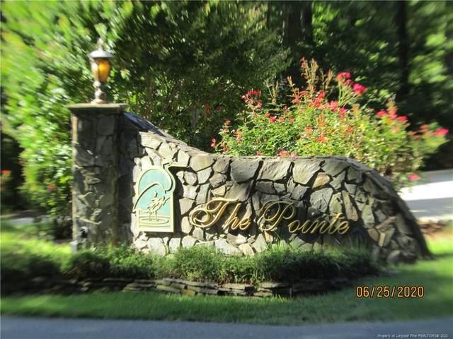 14 The Pointe, Sanford, NC 27332 (MLS #637459) :: Weichert Realtors, On-Site Associates