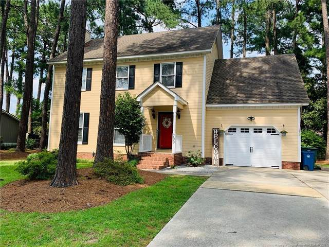 799 Bateman Court, Fayetteville, NC 28303 (MLS #637505) :: The Signature Group Realty Team