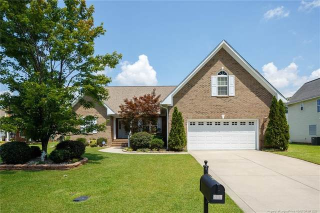 606 Thorncliff Drive, Raeford, NC 28376 (MLS #637569) :: The Signature Group Realty Team