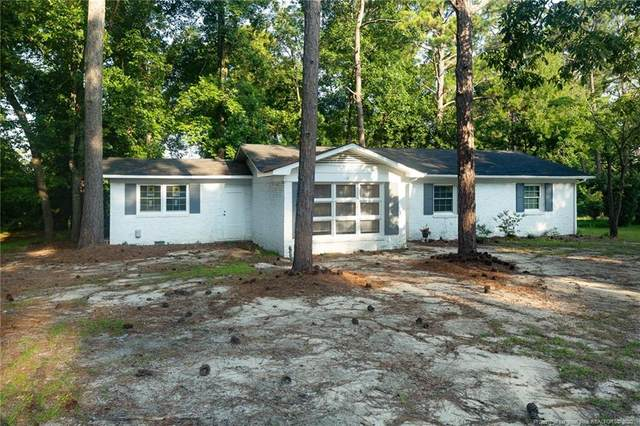 297 Decatur Drive, Fayetteville, NC 28303 (MLS #637617) :: The Signature Group Realty Team