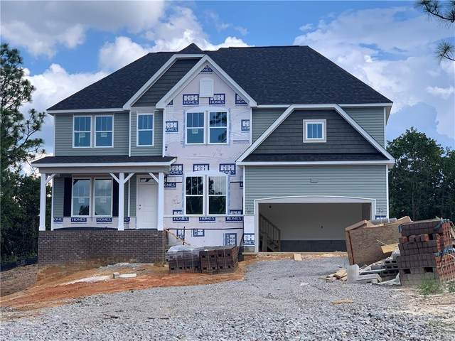 45 Windfield Court, Lillington, NC 27546 (MLS #637639) :: The Signature Group Realty Team