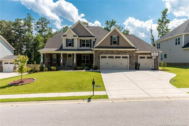 523 W Summerchase Drive W, Fayetteville, NC 28311 (MLS #637661) :: The Signature Group Realty Team