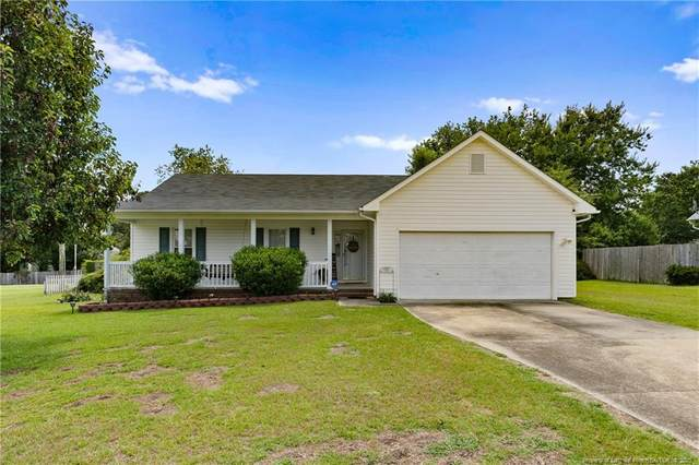 5085 Marvin Drive, Spring Lake, NC 28390 (MLS #637731) :: The Signature Group Realty Team
