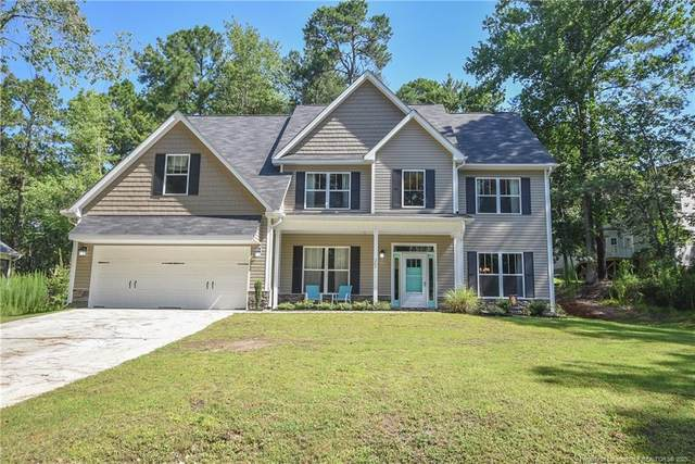 265 Wood Run, Sanford, NC 27332 (MLS #637839) :: The Signature Group Realty Team