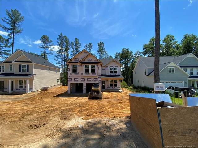 116 Falls Creek Drive, Spring Lake, NC 28390 (MLS #637892) :: The Signature Group Realty Team
