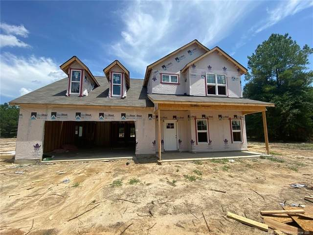 408 Kiki (Lot 8) Drive, Fayetteville, NC 28312 (MLS #637894) :: The Signature Group Realty Team