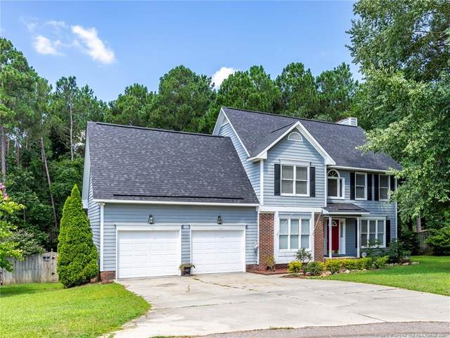 7609 Trappers Road, Fayetteville, NC 28311 (MLS #638298) :: Moving Forward Real Estate