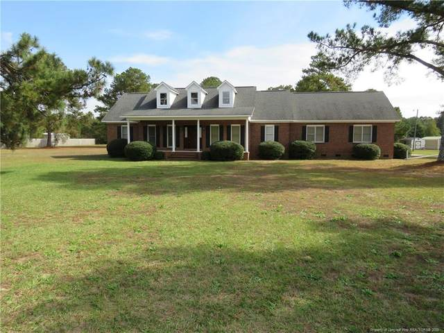 7759 Sim Canady Road, Hope Mills, NC 28348 (MLS #638576) :: The Signature Group Realty Team